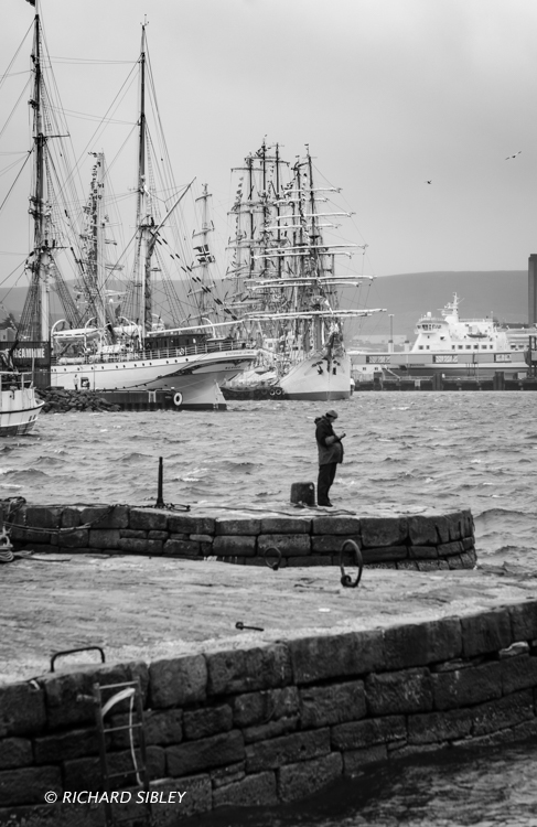 lerwick, tall ships race