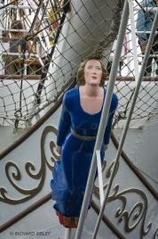 Christina, Christian Radich. Antwerp Tall Ships Race 2010