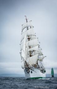 Gloria,Tall Ships Race,Lerwick,