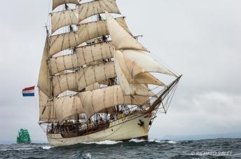Barque Europa,Tall Ships Race,Lerwick,