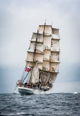 Tall Ships Race,Lerwick,sorlandet