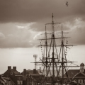 Historic Dockyard Museum in Hartlepool