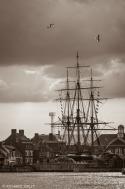 HMS Trincomalee;Hartlepool