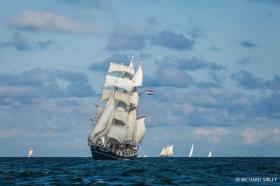 Tall Ships Race;Gdynia;St Petersburg;2009
