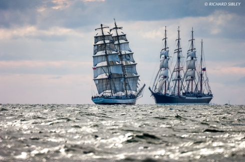 Tall Ships Race;Gdynia;St Petersburg;2009