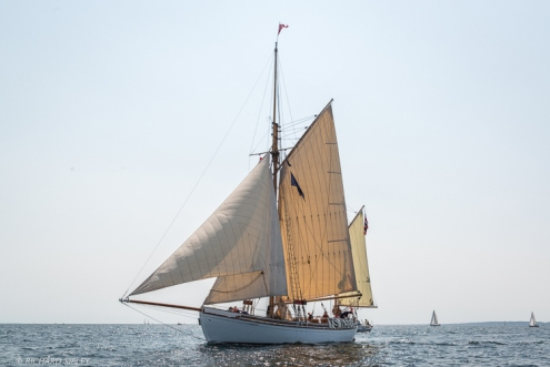 Norwegian Gaff Ketch, Wyvern