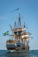 The Swedish Ship Gotheborg