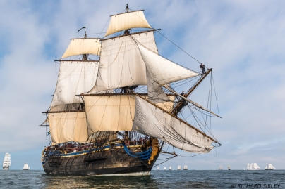 Swedish East Indiaman Gotheborg