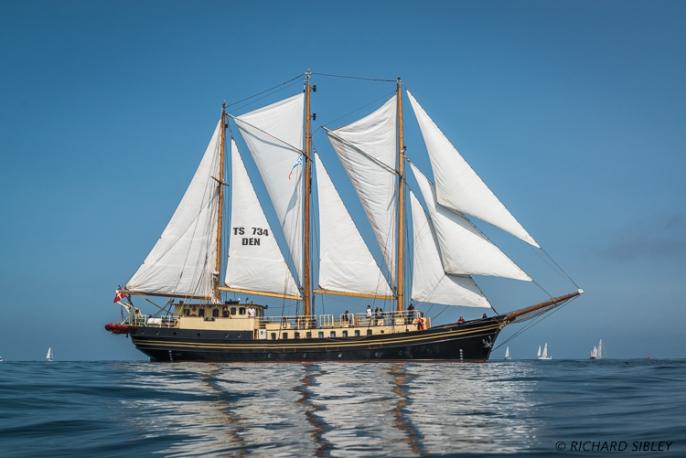 Danish Schooner Jylland