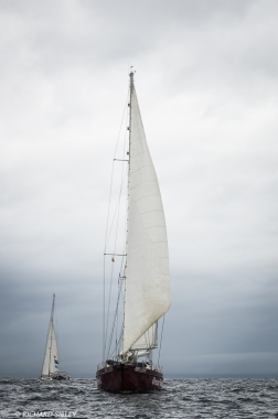 British Ketch 'John Laing'