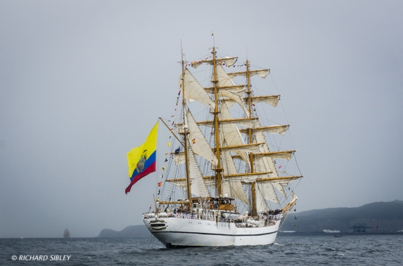 Ecuadorian Barque 'Guayas'