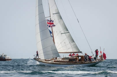 Bermudan Sloop, Flamingo