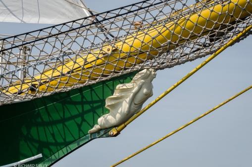 German Barque Alexander von Humboldt II