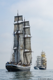 Morgenster, Cuauhtemoc and Tenacious