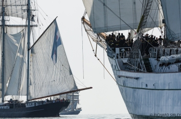 Wylde Swan, Georg Stage and Cuauhtemoc