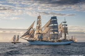 TS Royalist, Sorlandet and Morgenster