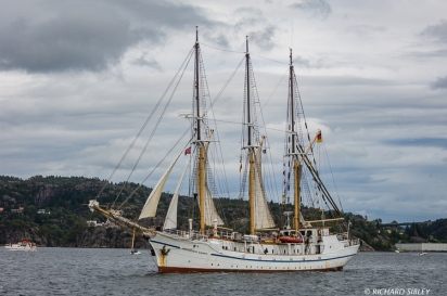 Schooner, Gross Herzogin Elisabeth. Germany