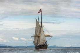 Norwegian Ketch Svanhild