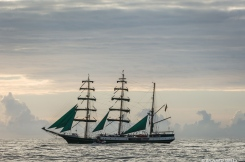 German Barque, Alexander von Humboldt, Germany