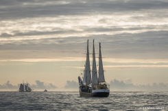 Etoile, France and Schooner Estelle, Finland.