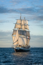 Barque Lord Nelson, Great Britain.