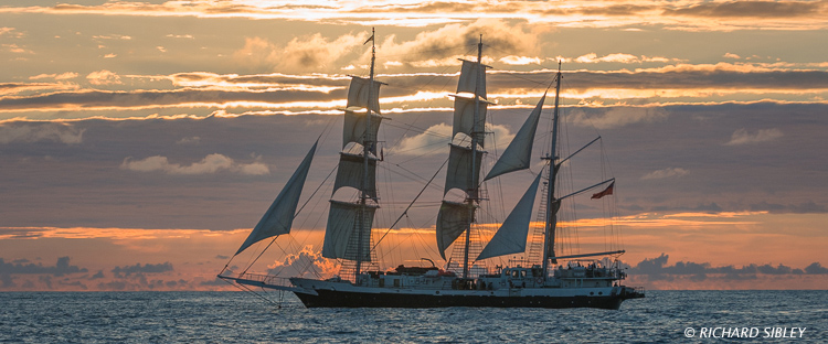 Barque Lord Nelson, Great Britain