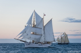 Norwegian Ketch Loyal and Far Barcelona