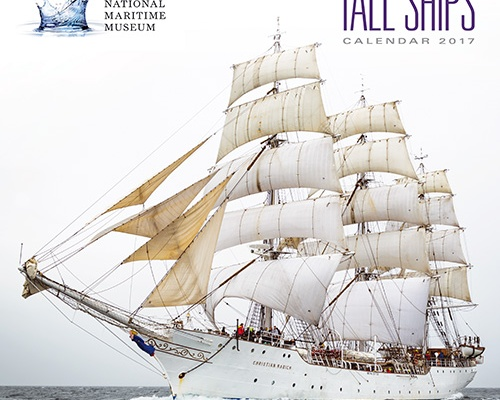 New Tall Ship Calendar for 2017