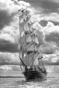 Dutch full rigger, Stad Amsterdam