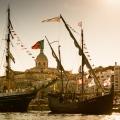 An evening on the quay, Lisbon Tall Ships Regatta2016