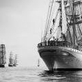 Aarhus to Helsinki tall ships race2013