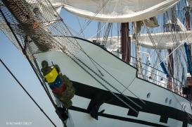 Venezuelan barque, Simon Bolivar