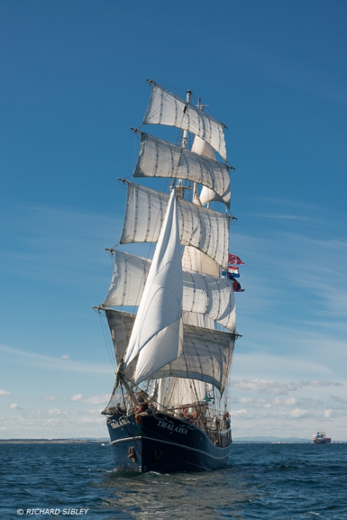 Barquentine, Thalassa, Holland