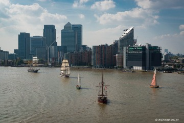 Parade of Sail, Royal Greenwich 2014