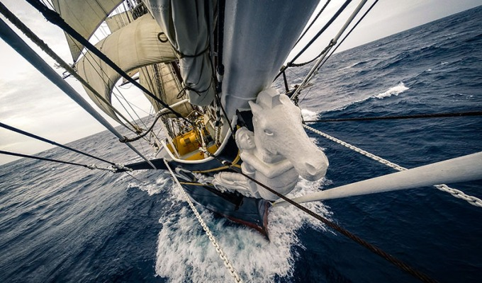 Morgenster a Voyage