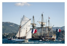 Mutin and L'Hermione