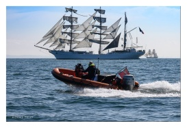 John Cadd, tall ship photographer extraordinaire