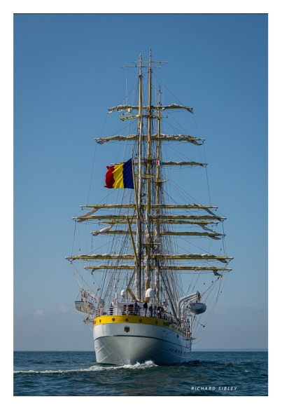 Romanian barque Mircea