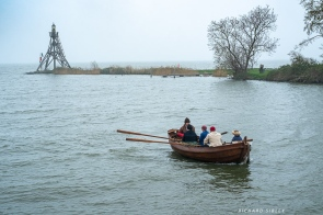 """""""Haul on them oars"""""""
