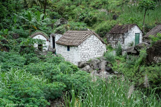 Traditional House, Santo Antao