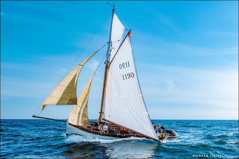 traditional sail